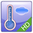 Android App ( Temperature Converter HD) Icon