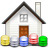 BioDWH: Bioinformatics Data Warehouse Icon