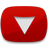 YouTube Downloader Free Icon
