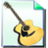 Guitarra GNU Icon