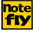 NoteFly Icon