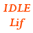 Python IDLE lif (Language include file) Icon